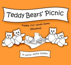 teddy bears picnic game rules