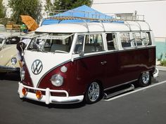 1965 VW Microbus. Schweeeeeet!