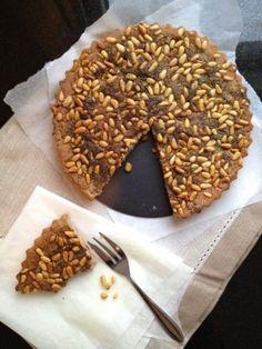 Torta o Pan de Castañas y Romero
