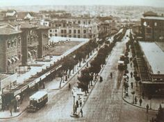 Bankalar Caddesi – 1932
