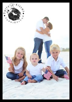 of july/military family Family Picture Poses, Beach Family Photos, Family Posing, Beach Pictures, Family Pics, Military Family Photos, Military Pictures, Beach Sessions, Photo Sessions