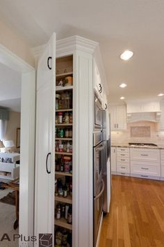 Traditional Spaces Pantry Ideas Design, Pictures, Remodel, Decor and Ideas