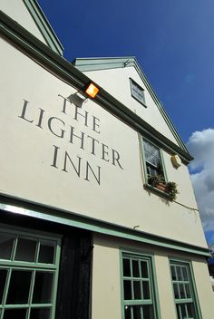 The Lighter Inn, Topsham    http://lighterinn.co.uk/
