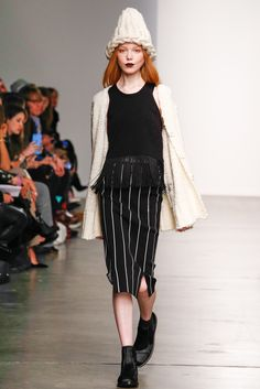 Timo Weiland Fall 2015 Ready-to-Wear - Collection - Gallery - Style.com