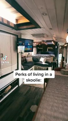 Bus Life, Camper Life, Campers, Bus Living, Tiny House Living, Vw Bus, Motorhome, School Bus Tiny House, School Bus Camper