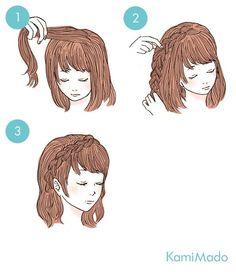 朝ドラ「マッサン」のヒロイン'エリー'に学ぶ清楚なヘアアレンジ|MERY [メリー]