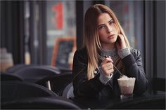 Photograph Coffee time by Cédric Grisel on Coffee Break, Coffee Time, Cool Poses, Portraits, Pictures Of People, Girl Dancing, Embedded Image Permalink, Photos, Photography