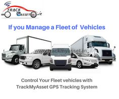 Now it's easy to control all your fleet vehicles with TMA GPS Tracking System