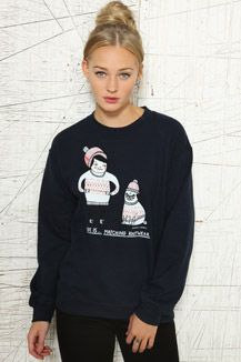 Gemma Correll Christmas Jumper Sweater £45.00