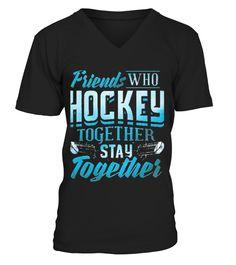 [Limited Edition] Hockey Friends (V-neck T-Shirt Unisex - Black) #renegadelife #sheep #dogs hockey nhl, hockey quotes, hockey players, dried orange slices, yule decorations, scandinavian christmas Youth Hockey, Ice Hockey, Quotes Girlfriend, Hockey Bedroom, Field Hockey Sticks, Hockey Training, Rangers Hockey, Hockey Quotes, Hockey Gifts
