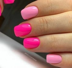 Want to know how to do gel nails at home? Learn the fundamentals with our DIY tutorial that will guide you step by step to professional salon quality nails. Nails Inc, Toe Nails, Cute Shellac Nails, Simple Gel Nails, Oval Nails, Acrylic Nails, Dipped Nails, Chrome Nails, Powder Nails