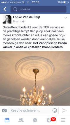 Kroonluchter adres