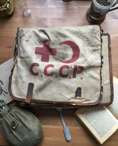 Red Army, 1940s, Bags, Handbags, Bag, Totes, Hand Bags