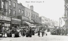 Chapel Market 1903