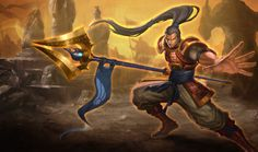 Xin Zhao | League of Legends