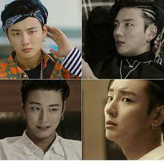 Asian Actors, Korean Actors, Dong Gu, Kdrama, Bong, Yoon Shi Yoon, Drama Tv Shows, Cha Eun Woo, Pop Bands