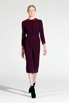 Victoria, Victoria Beckham Fall 2012 Ready-to-Wear Collection Photos - Vogue#1#1