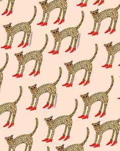 New Cats Art Print Illustration 57 Ideas Art Et Illustration, Pattern Illustration, Illustrations, Textures Patterns, Print Patterns, Pattern Print, Motifs Textiles, Poster Art, Motifs Animal
