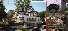Maine Bed and Breakfast :: Award Winning Pentagoet Inn and Restaurant - Pentagoet Inn -- Castine, Maine