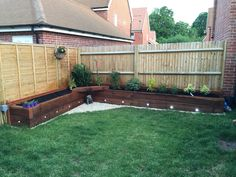 Raised bed coming along nicely https://www.lawsons.co.uk/store/product/f05160025.aspx