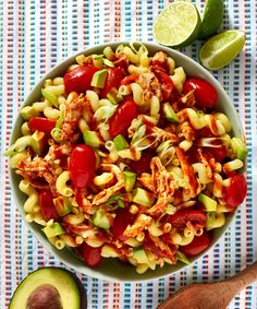 The tangy dressing is killer. Get the recipe from Delish.