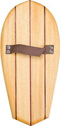 ALMOND SURF SHOP 3 STRINGER HANDPLANE: DIAMOND | Swell.com