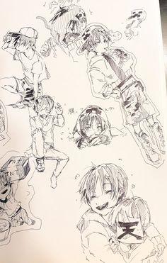 Manga Anime, Anime Art, Body Drawing, Anime Sketch, Art Sketchbook, Aesthetic Art, Cute Drawings, Cool Artwork, Inktober