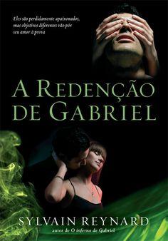"""News: Divulgada a capa de """"A Redenção de Gabriel"""", último livro da trilogia de Sylvian Reynard"""