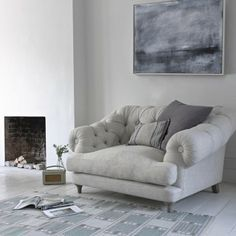 big oversized reading chair - Google Search
