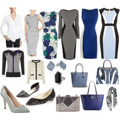 joy_blues by skugge on Polyvore featuring Dorothy Perkins, Oasis, Antonio Berardi, Karen Millen, Victoria Beckham, White House Black Market, Precis Petite, L.K.Bennett, Jimmy Choo and John Lewis