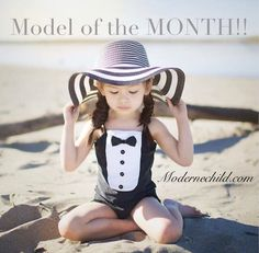We are going to do something fun that NO SHOP has done and we hope you join and have so much fun with it!! We want to pick a model of the month and this child will be featured on our website on one of our MAIN sliders for a WHOLE MONTH!! That's right, front and center where thousands of people will see! Enter on Instagram - follow @modernechild . www.modernechild.com - #kidsfashion #fashionkids #trendykidsclothes #dresses #bathingsuits #kidsbathingsuit #tuxedobathingsuit