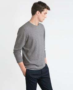 Image 5 of FINE KNIT SWEATER from Zara