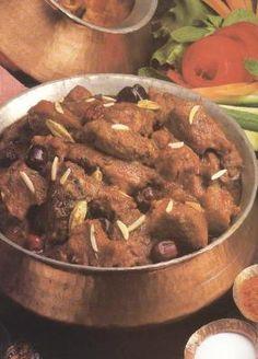 Shahi Mutton Qorma (Mutton Curry) Recipe - Pakistani Main Course Mutton/Beef/Lamb - Fauzia's Pakistani Recipes - The Extraordinary Taste Of Pakistan