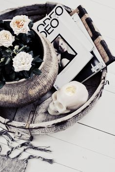our 'he died for love' skull candle is here in a few weeks.. we can't wait | location : marie olsson nylander, MO | © Hannah Lemholt Photography