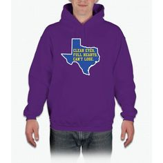 Clear Eyes, Full Hearts, Can't Lose – Friday Night Lights Hoodie