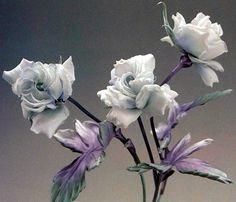 Они образуют цветок | цветок на Ясуда, ранние листья, и цветок-Арт -