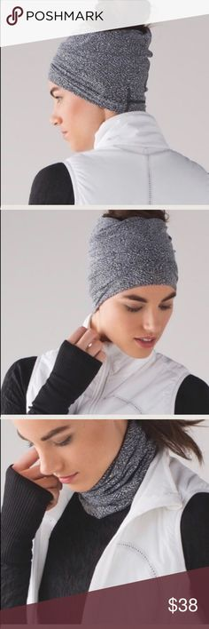 Lululemon Top Knot Toque NWT RLRJ Lululemon Top Knot Toque NWT  ( running luon ripple jacquard black white)  ✅Photos from the Internet could vary slightly from the item that is being shipped  ❎NO TRADES. MSRP $38+tax lululemon athletica Accessories