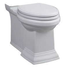 American Standard 3071.000.020 Town Square Right Height Elongated Bowl with Concealed Trapway, Whiteby American Standard4.6 out of 5 stars 5 customer reviews | 4 answered questionsWas:$269.92 Price:$235.95 Free Shipping for Prime MembersYou Save:$33.97 (13%)
