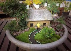 Muito #bonito para #decorar o seu #jardim. Saiba como fazer mais coisas em http://www.comofazer.org