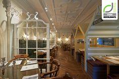 Fish Restaurants! George's Tradition Fish & Chips by Philip Watts Design, London – UK » Retail Design Blog
