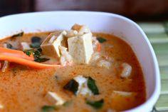 Thai Fire-Pot soup. Looks A-mazing