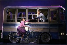 All Shook Up. Broadway.