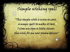 culture of Wicca and Pagan community Witchcraft Spells For Beginners, Healing Spells, Magick Spells, Wiccan Spell Book, Wiccan Witch, Spell Books, Good Luck Spells, Wish Spell, Affirmations