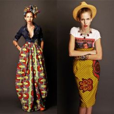 Stella Jean Italy Blends Roman And Caribbean Roots In Her F W Fashionable Haiti