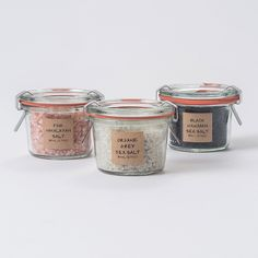 St. Helena Global Salt Trio in House+Home KITCHEN+DINING Edibles at Terrain - $25.00
