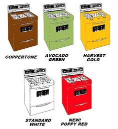 70's appliances