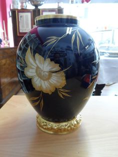 Rosenthal Selb Germany. 30cm Ph, Glass Art, Germany, Pottery, Vase, Cabinet, Home Decor, Slip On, Hipster Stuff