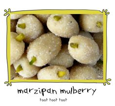Toot - Marzipan Mulberry