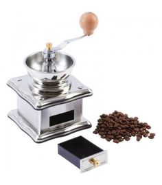 Buy online Latest Wyndham House™ Stainless Steel Manual Coffee Grinder on Ergode.com