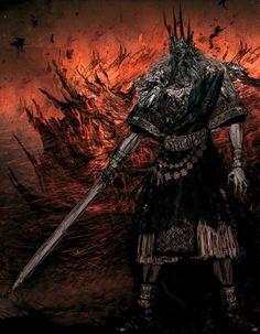Concept Art World » Dark Souls: Design Works